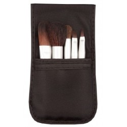 5 pcs Make Up Brush Set - Set 5 Pennelli Sleek