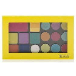 Large Yellow Palette Vuota - Z Palette Sunset Collection