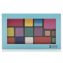Large Sky Blue Palette Vuota - Z Palette Sunset Collection