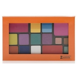 Large Orange Palette Vuota - Z Palette Sunset Collection