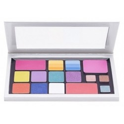 Large Pearl White Palette Vuota - Z Palette Sunset Collection