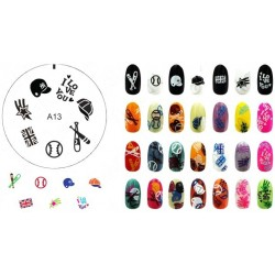 Soft Stamping - A13