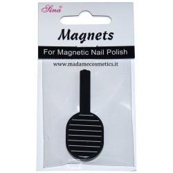 Magnete 01 - Per Smalti Magnetici