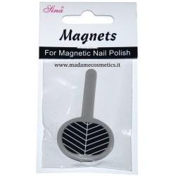 Magnete 14 - Per Smalti Magnetici