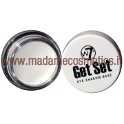 Get Set White Eye Shadow Base - W7 Cosmetics