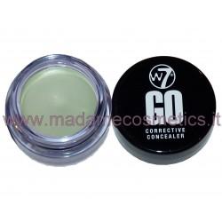Go Corrective Green Concealer - W7 Cosmetics