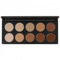 10 Concealer Palette - Blush Professional