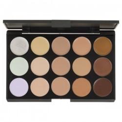 15 Concealer Palette - Blush Professional
