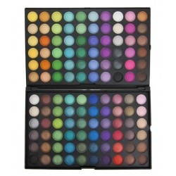 120 Colour Eyeshadow Palette - Blush Professional