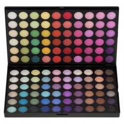 120 Colour Matte Eyeshadow Palette - Blush Professional