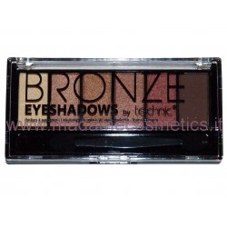 Bronze Eye Shadow Palette - Technic