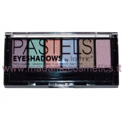 Pastels Eye Shadow Palette - Technic