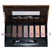 Bronzed Eyes Eye Shadow Palette - Technic
