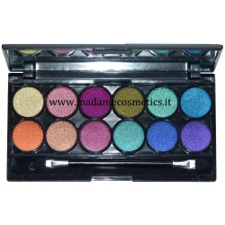 Electric Beauty Bright Eyes Palette - Technic