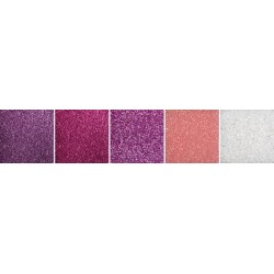 Glitter Cream Palette Pretty In Pink - NYX