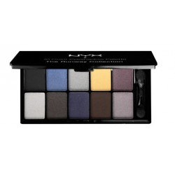 10 Color Eyeshadow Palette Jazz Night - NYX