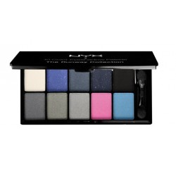 10 Color Eyeshadow Palette Super Model - NYX