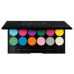 Palette Ultra Matte V1 Brights i-Divine - Sleek Makeup