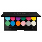 Palette Ultra Matte V1 Brights i-Divine - Sleek Makeup