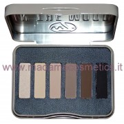 In The Mood Eye Colour Palette - Natural Nudes - W7 Cosmetics