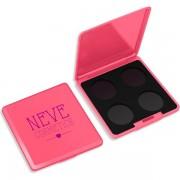 Palette Personalizzabile da 4 CoralChic - Neve Cosmetics
