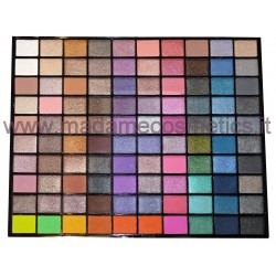 Palette 100 Colour Eyeshadow - Saffron