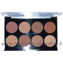Colour Fix Bronze Palette - Technic