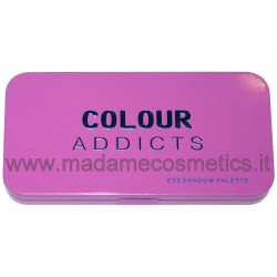 Colour Addicts Eyeshadow Palette - Saffron
