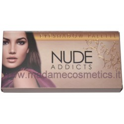 Nude Addicts Eyeshadow Palette - Saffron