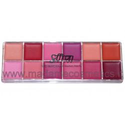 Cream Blushers Palette - Saffron