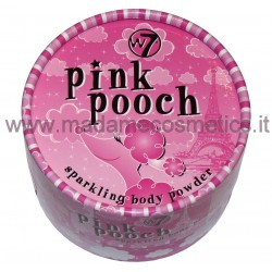 Pink Pooch Sparkling Body Powder - W7