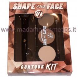Shape Your Face Contour Kit - W7