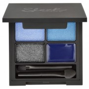 i-Quad Eyeshadow & Eyeliner Midnight Blues - Sleek Make Up Edizione Limitata