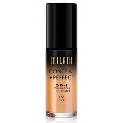Conceal + Perfect Tan 09 - 2-in-1 Foundation + Concealer - Milani
