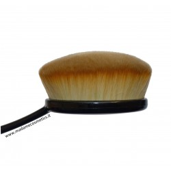 Pro Oval Powder Brush - London Pride