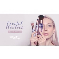 Pennello Crystal Blush - Neve Cosmetics