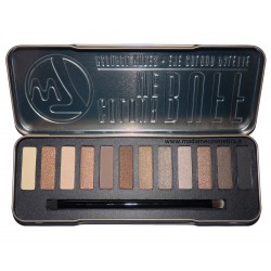 Color Me Buff Natural Nudes Eye Colour Palette - W7