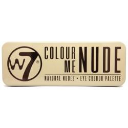 Color Me Nude Natural Nudes Eye Colour Palette - W7