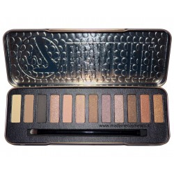 Beat It! Natural Nudes Eye Colour Palette - W7
