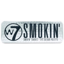 Smokin' - Smokin' Shades Eye Colour Palette - W7