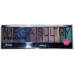 Mega Sultry Eyeshadow Palette - Technic
