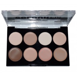 Colour Fix Cream Foundation Contour Palette - Technic