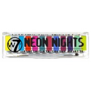 Neon Nights Electric Eye Colour Palette - W7