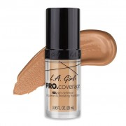 Pro Coverage Illuminating Foundation Natural - L.A. Girl