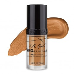 Pro Coverage Illuminating Foundation Warm Beige - L.A. Girl