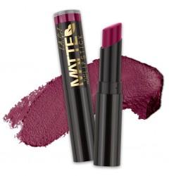 Matte Flat Velvet Lipstick Va Voom! - L.A. Girl