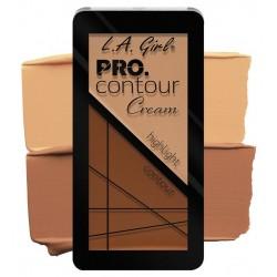 PRO Contour Cream Light - L.A. Girl