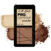 PRO Contour Powder Light - L.A. Girl