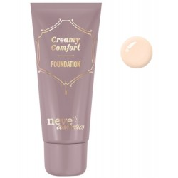 Fondotinta Creamy Comfort Fair Neutral - Neve Cosmetics