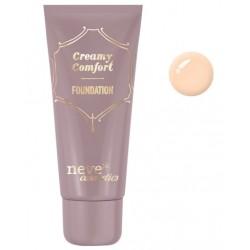 Fondotinta Creamy Comfort Light Neutral - Neve Cosmetics